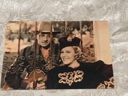GRACE MOORE Con  MELVYN DOUGLAS No Circolata Del 1940,, 50 - Attori