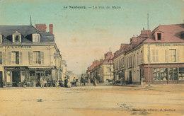 LE NEUBOURG La Rue Du Mans - Le Neubourg