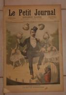 Le Petit Journal. 19 Août 1893. Clémenceau. Le Pas Du Commandité. Le Suffrage Universel. - Riviste - Ante 1900