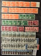 12 - 19 //  Suisse -  Lot Des Années 2000 Par Multiple - Lot 6 - Oblitérés