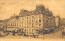 Liège - Café Du Phare Et Grand Hôtel - Liege