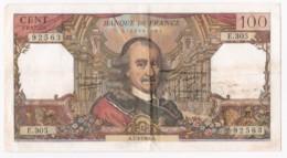 Billet 100 Francs Corneille Du 7 – 3 - 1968. Alph. E.305 N° 92563. - 1962-1997 ''Francs''