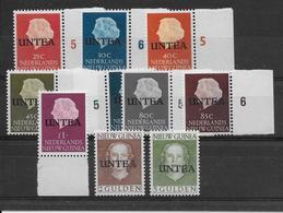 Nouvelle Guinée Néerlandaises N°10/19 - Administration Des Nations Unies  - Neuf ** Sans Charnière - TB - Nouvelle Guinée Néerlandaise