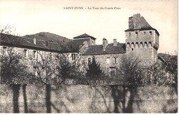 FR34 SAINT PONS - La Tour Du Compte Pons - Belle - Saint-Pons-de-Thomières