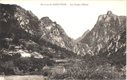 FR34 SAINT PONS - Les Gorges D'Hérie - Belle - Saint-Pons-de-Thomières