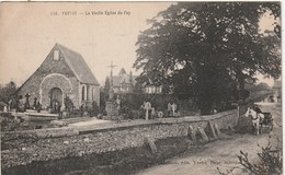 76 Yvetôt. La Vieille Eglise Du Fay - Yvetot