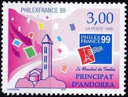 Frankreich, 1999, 539,  MNH **, PHILEXFRANCE '99, Paris. - Ungebraucht