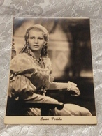 LUISA FERIDA  No Circolata Del 1940,, 50 - Attori