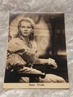 LUISA FERIDA  No Circolata Del 1940,, 50 - Actors