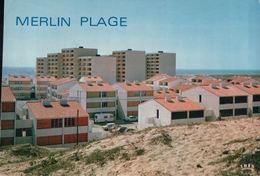 SAINT-HILAIRE DE RIEZ MERLIN-PLAGE (1975) - Saint Hilaire De Riez