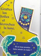 Ticket Astro ,décrochez La Lune...pub De Comptoir - Billets De Loterie