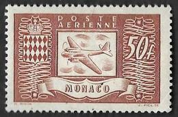 MONACO  1946  - PA 16   -  NEUF** - Luchtpost