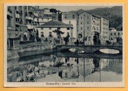 Genova-Prà - Località Toce - Genova (Genoa)