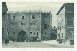 FABRIANO - PIAZZA VITT. EMANUELE II - NV  FP - Ancona