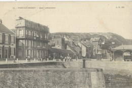 Port En Bessin     Quai Letourneur - Port-en-Bessin-Huppain