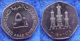 UNITED ARAB EMIRATES - 50 Fils AH1428 2007AD KM# 16 - Edelweiss Coins - United Arab Emirates