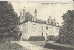 Chateau        Crevecoeur  En Auge - France
