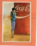 PUBLICITE COCA-COLA. 1983. Achat Immédiat - Pubblicitari