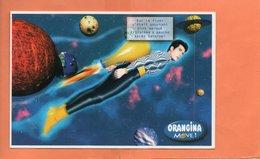 PUBLICITE ORANGINA. Achat Immédiat - Werbepostkarten