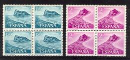Spain 1969 - Gibraltar Ed 1966-34 Bloque (**) - 1961-70 Nuevos & Fijasellos