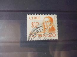 CHILI YVERT N°738 - Chili