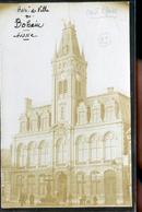 BOHAIN HOTEL DE VILLE  1900 PHOTO CARTE RARE - Francia