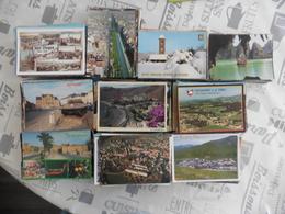 LOT  DE 3400  CARTES  POSTALES   ETRANGERES - Cartes Postales