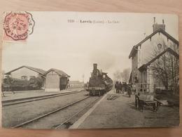 La Gare LORRIS - Autres Communes