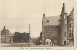 Den Haag - Gevangenpoort Met Buitenhof - Weenenk & Snel Hg. 38 - 1925 - Den Haag ('s-Gravenhage)