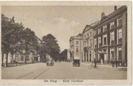 Den Haag - Korte Voorhout - Uitg. Firma B. Sjouke - 1928 - Den Haag ('s-Gravenhage)