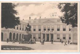 Den Haag - Paleis Noordeinde - Sparo - 1951 - Den Haag ('s-Gravenhage)