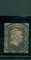 Preussen, Friedrich Wilhelm IV., Nr. 2 Gestempelt Nr. 1388 - Preussen