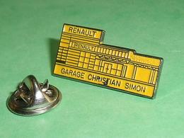 Pin's / Automobile : Garage Renault    TB2CC - Andere