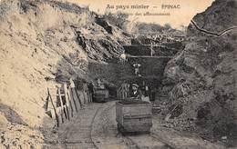 Epinac Les Mines       71      Exploitation Des Affleurements - Wagonnet -  .         (voir Scan) - Autres Communes