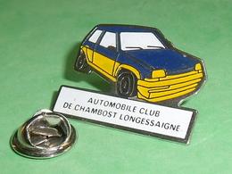 Pin's / Automobile : Automobile Club     TB2CC - Andere