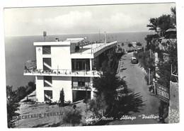 1638 - GABICCE MONTE ALBERGO POSILLIPO 1962 PESARO URBINO - Pesaro