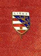 LIENZ AUSTRIA, VINTAGE BADGE - Cities