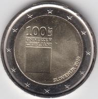 MONEDA 2€ ESLOVENIA 2019 UNIVERIDAD LJUBLJANA - Eslovenia