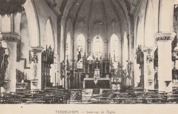 TERDEGHEM - Intérieur De L'Eglise - Francia