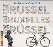 CARTERA EUROS BELGICA 2019 - Bélgica