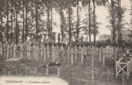 TERDEGHEM - Cimetière Militaire - Francia