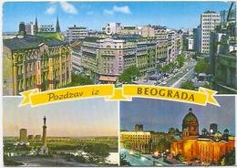 Beograd-traveled FNRJ - Serbie