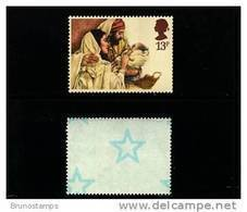 GREAT BRITAIN - 1984  CHRISTMAS  13 P.  EX BOOKLET  MINT NH - 1952-.... (Elisabetta II)