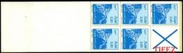 Année 1993-N°C1049a Neufs**MNH : Carnet De 5  Timbres : Vue D'Alger - Algerije (1962-...)