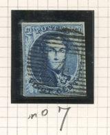 7 Accompagné Du Planchage 135 Et De Remarques Selon Catalogue Balade - 1851-1857 Medallions (6/8)