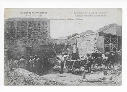 Environs De TAHURE ( Marne ) - Cuisine Roulante Allemande - Guerre 1914-18