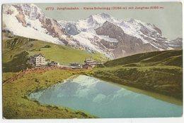 Jungfrau Railway Station - BE Berne