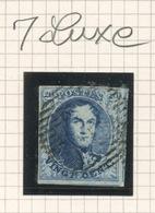 7. LUXE Avec Grand Voisin. Planche 69. Selon Catalogue Balasse - 1865-1866 Profile Left