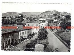 VARANO DE MELEGARI  - INGRESSO AL PAESE  F/GRANDE VIAGGIATA 1953 ANIMATA - Parma