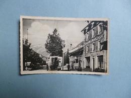 LANSLEBOURG  -  73  -  Rue Principale Et Hôtel De L'Europe  -  Savoie - Autres Communes